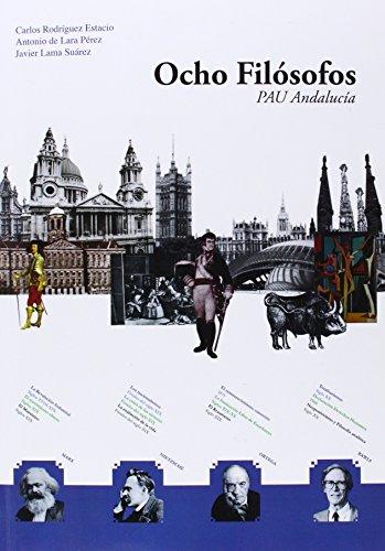 9788415380016: Ocho filósofos : P.A.U. Andalucía