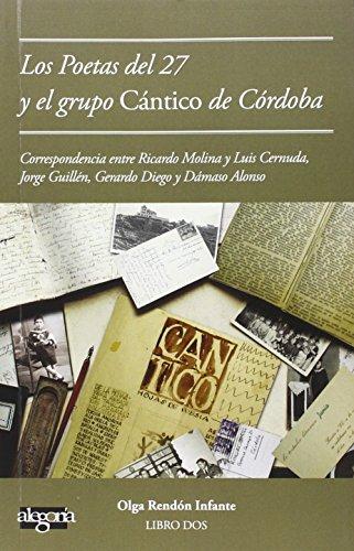 9788415380191: LOS POETAS DEL 27 Y EL GRUPO CÁNTICO DE CÓRDOBA LIBRO DOS