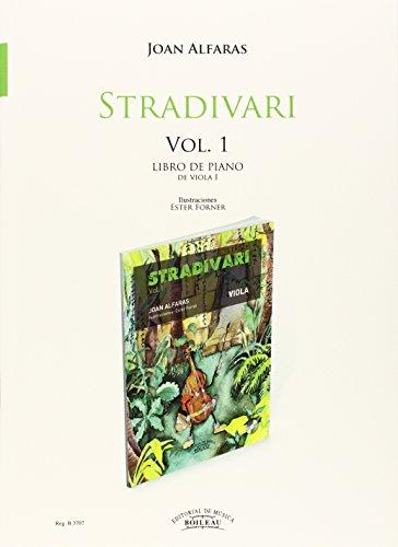 Stradivari:viola y piano: Alfaras, Joan