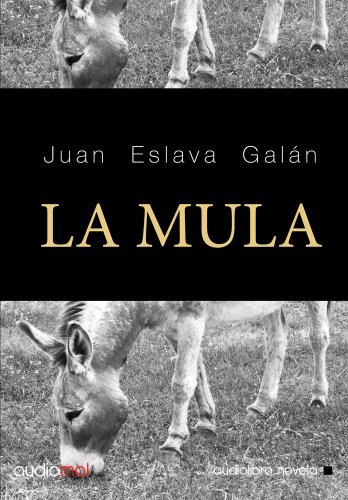 9788415384540: La mula.Audiolibro. Cd Mp3