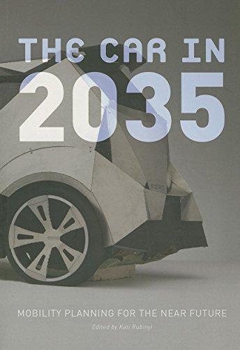 9788415391265: The car in 2035. Ediz. illustrata