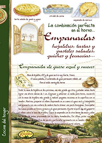 9788415401124: Empanadas