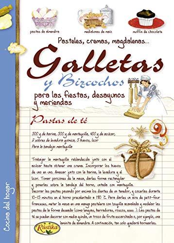9788415401131: Galletas y bizcochos