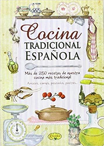 9788415401193: Cocina Tradicional Española. Sabor Y Tradición