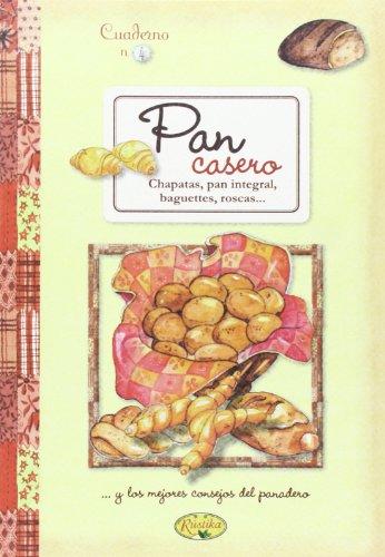 9788415401292: Pan casero
