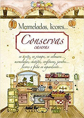 9788415401360: Conservas caseras