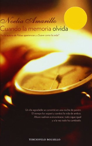 9788415410447: Cuando la memoria olvida (Bolsillo (terciopelo))
