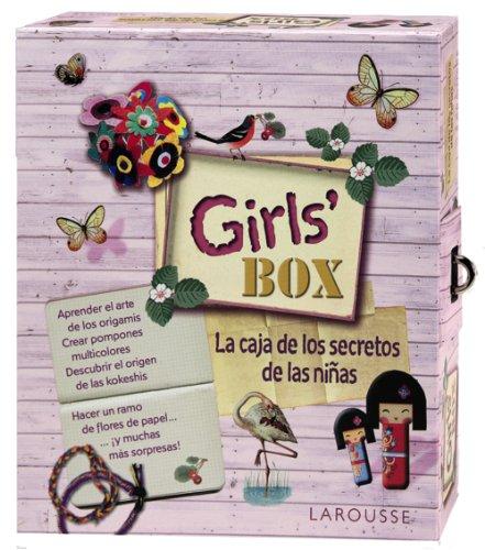 9788415411031: Girl Box (Larousse - Infantil / Juvenil - Castellano - A Partir De 5/6 Años)