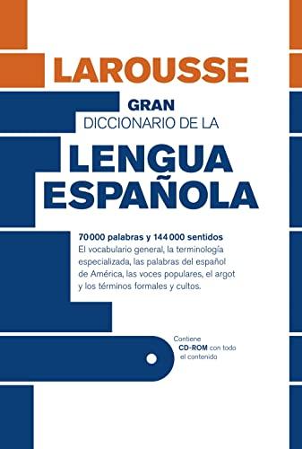 9788415411253: Gran Diccionario de la Lengua Española (Larousse - Lengua Española - Diccionarios Generales)