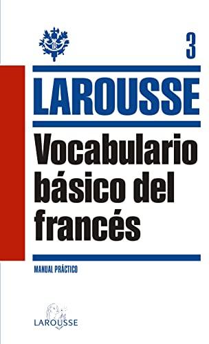 9788415411840: Vocabulario básico del Francés / Study Aid French Vocabulary (Spanish Edition)