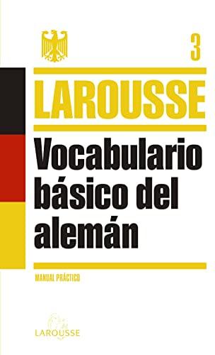 9788415411864: Vocabulario básico del Alemán / Basics of German Vocabulary (Spanish and German Edition)
