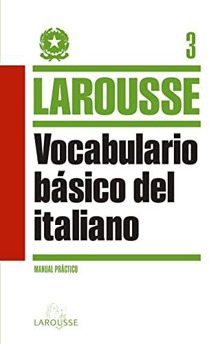 9788415411888: Vocabulario básico del Italiano [Lingua spagnola]