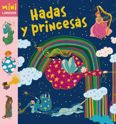 9788415411949: Hadas y princesas (Mini Larousse (larousse))