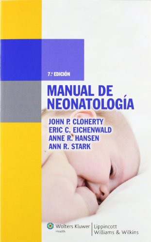 9788415419570: Manual de neonatología (Spanish Edition)