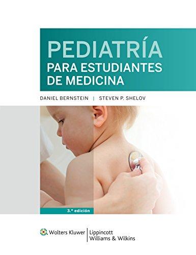 9788415419587: Pediatría para estudiantes de medicina