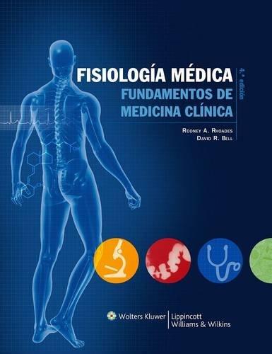 9788415419631: Fisiología médica: Fundamentos de medicina clínica (Point (Lippincott Williams & Wilkins)) (Spanish Edition)