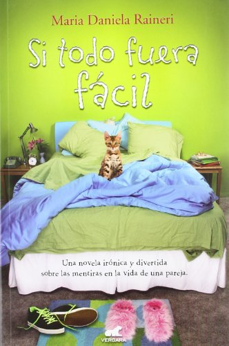 9788415420132: Si todo fuera facil (Spanish Edition)