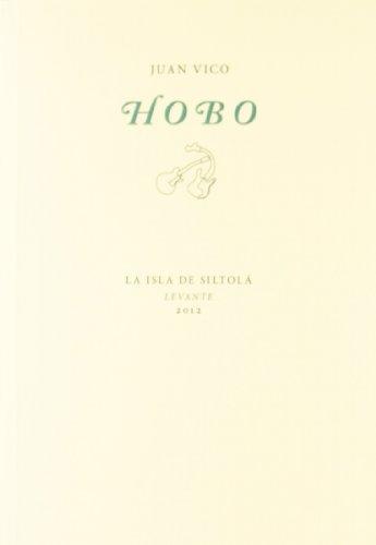 9788415422433: Hobo (Colección Levante)