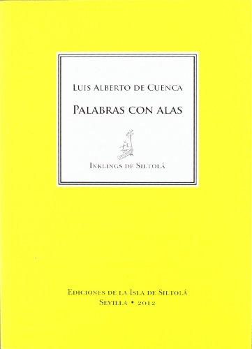 9788415422600: Palabras con alas (Colección Inklings de Siltolá)