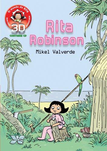 9788415426110: Rita robinson realidad aumentada 3D (El mundo de Rita 3D)