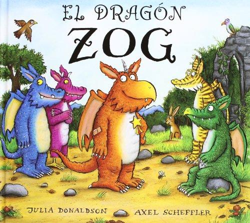 9788415426202: El Dragón Zog (Infantil Y Juvenil)