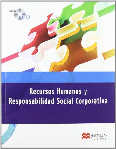 9788415426288: RECURSOS HUMAN Y RESP SOC CORP Lib Cast (Administració y Finanzas)