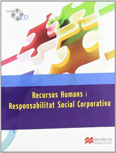 9788415426295: RECURSOS HUMAN I RESP SOC CORP Libro Cat