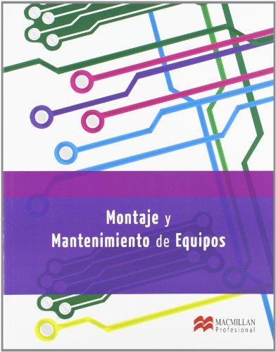 9788415426448: Montaje Mantenimiento Equipos Libro 2012