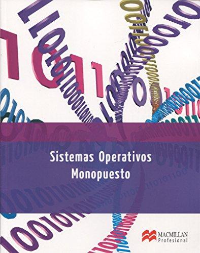 9788415426455: Sistemas Operat Monopuestos 2012