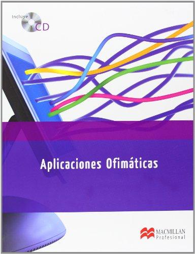 9788415426462: Aplicaciones Ofimaticas Pk (Sistemas Microinformáticos y Redes)
