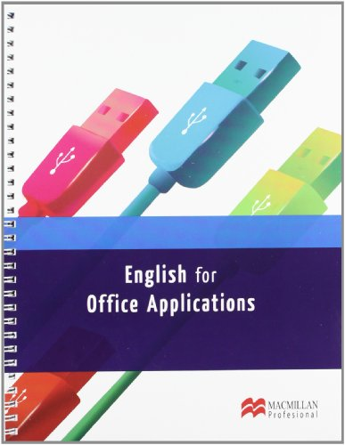 9788415426783: English for Office Applications