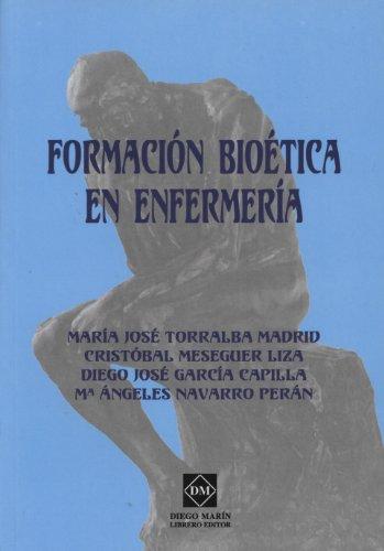 9788415429760: Formacion bioetica en enfermeria