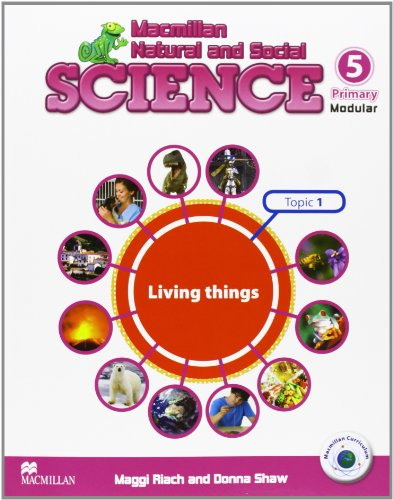 9788415430537: MNS SCIENCE 5 Unit 1 Living things - 9788415430537