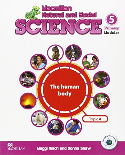 9788415430605: MNS SCIENCE 5 Unit 4 The human body - 9788415430605