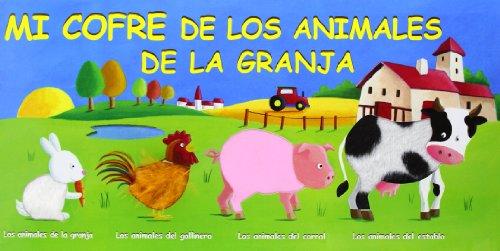 9788415430834: Mi cofre de animales de la granja (Infantil Y Juvenil)
