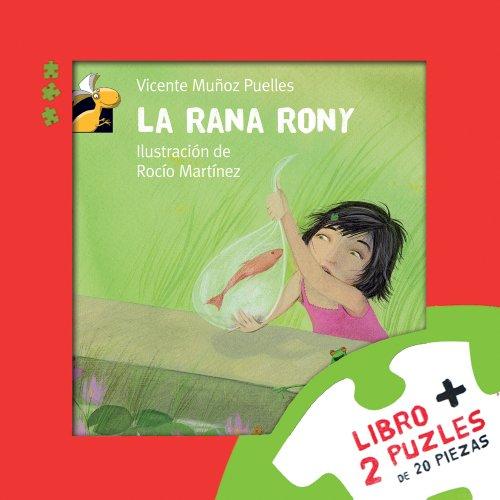 Caja Leo y Juego: La rana Rony (Librosaurio): Mu�oz Puelles, Vicente