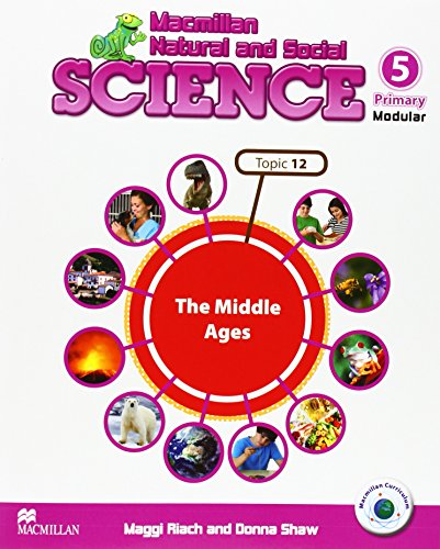 9788415430964: Macmillan natural and social science 5, the Middle Ages. Unit 12