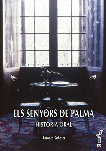 9788415432340: Senyors de Palma, Els (Arbre de mar)