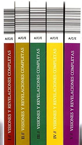VISIONES Y REVELACIONES COMPLETAS volumen I: Beata Ana Catalina