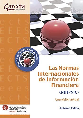 9788415452089: Las Normas Internacionales de Información Financiera (NIIF/NIC). Una visión actual (Reglamentos (garceta))