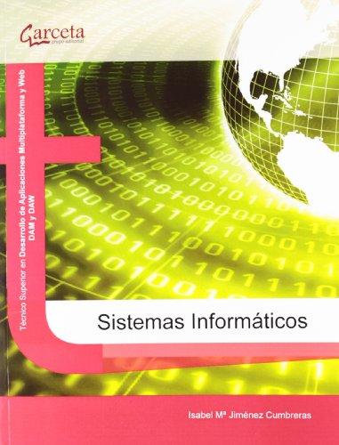 9788415452188: Sistemas informáticos