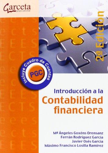 9788415452362: Introducción a la contabilidad Financiera (Texto (garceta))