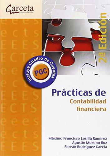 9788415452386: PRACTICAS DE CONTABILIDAD FINANCIERA - 2? EDICION