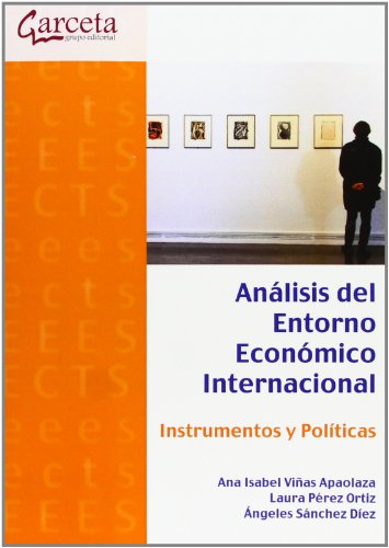 9788415452423: Análisis del entorno económico internacional: instrumentos y políticas