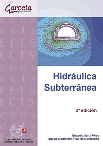 9788415452560: HIDRAULICA SUBTERRANEA
