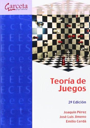 9788415452744: TEORIA DE JUEGOS