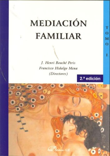 9788415454182: Mediación familiar. Tomo I: 1