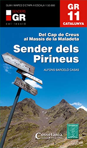 9788415456360: GR 11. Catalunya. Sender dels Pirineus
