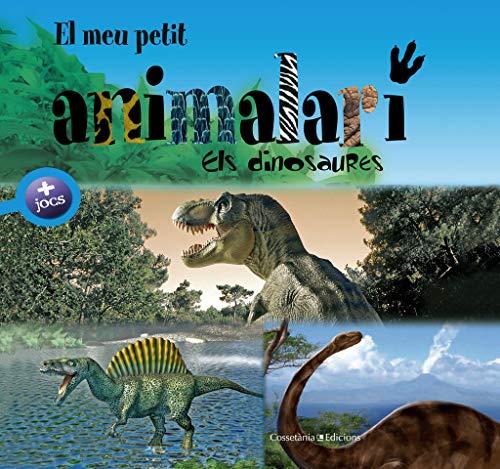 9788415456971: Mi pequeño animalario: Los dinosaurios (Spanish Edition)