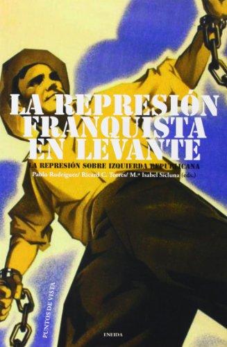 9788415458135: La represión sobre izquierda republicana (Puntos De Vista)